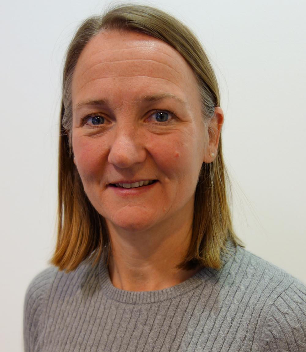 Penny Lewis, Physical Education and Sport subject advisor