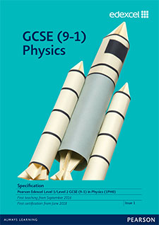 Link to Edexcel GCSE Sciences (2016)