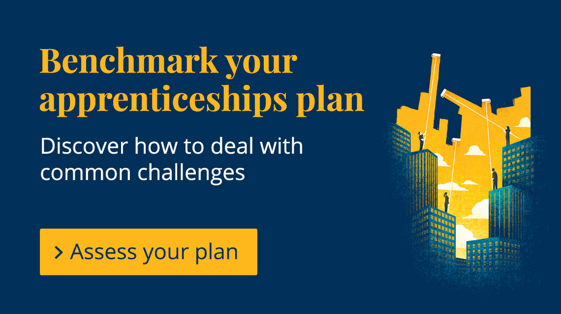 Benchmark you apprenticeships plan