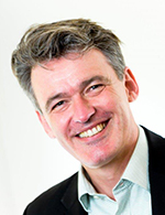 Portrait of Mark Dawe
