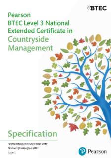 Extended Certificate specification