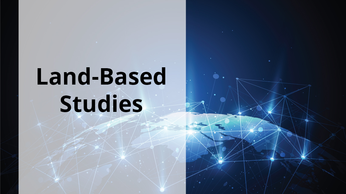 Land-Based Studies