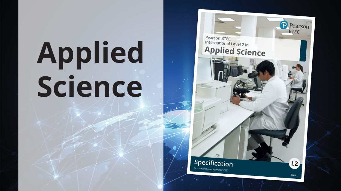 BTEC International Level 2 Applied Science