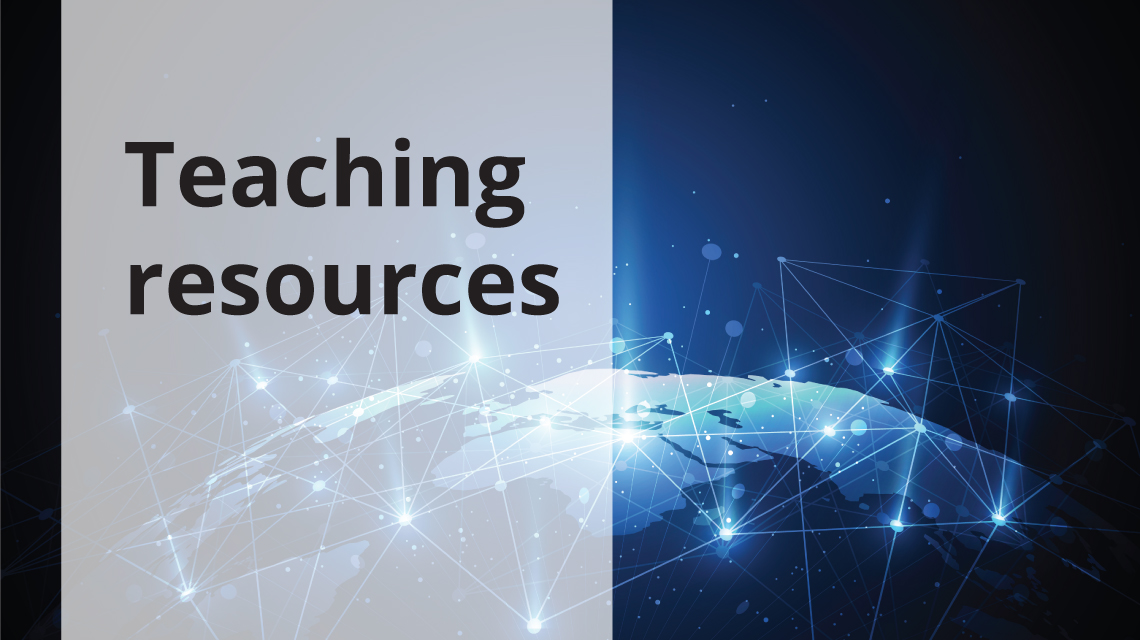 Teaching Resources available