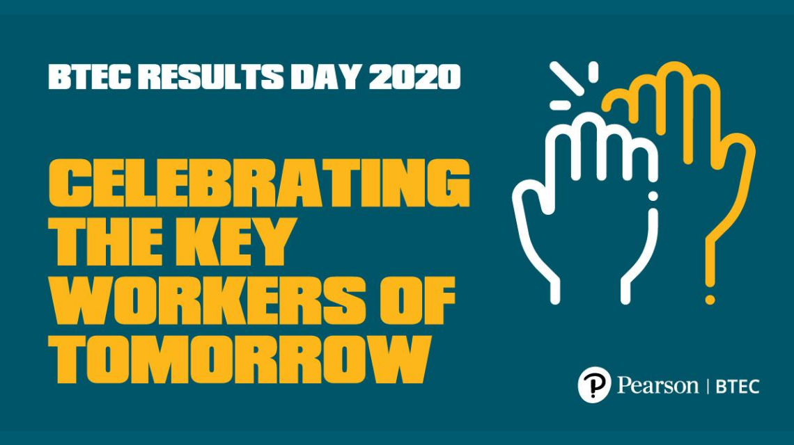 Celebrating the key workers of tomorrow