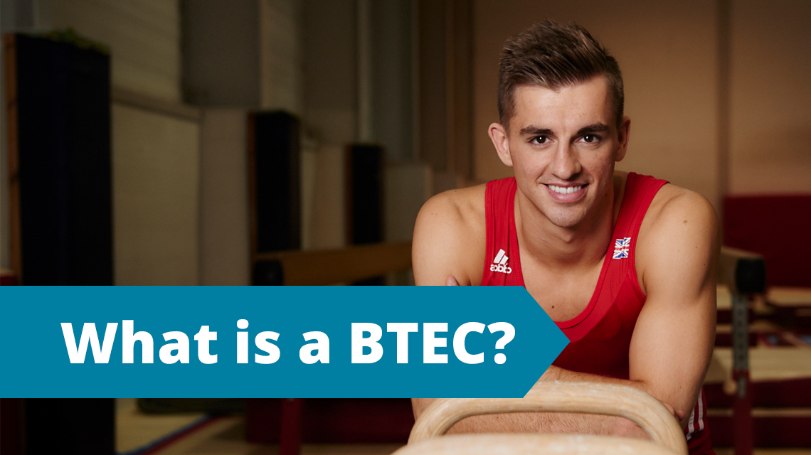 What is a BTEC?