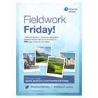 Geography Fieldwork Friday Poster