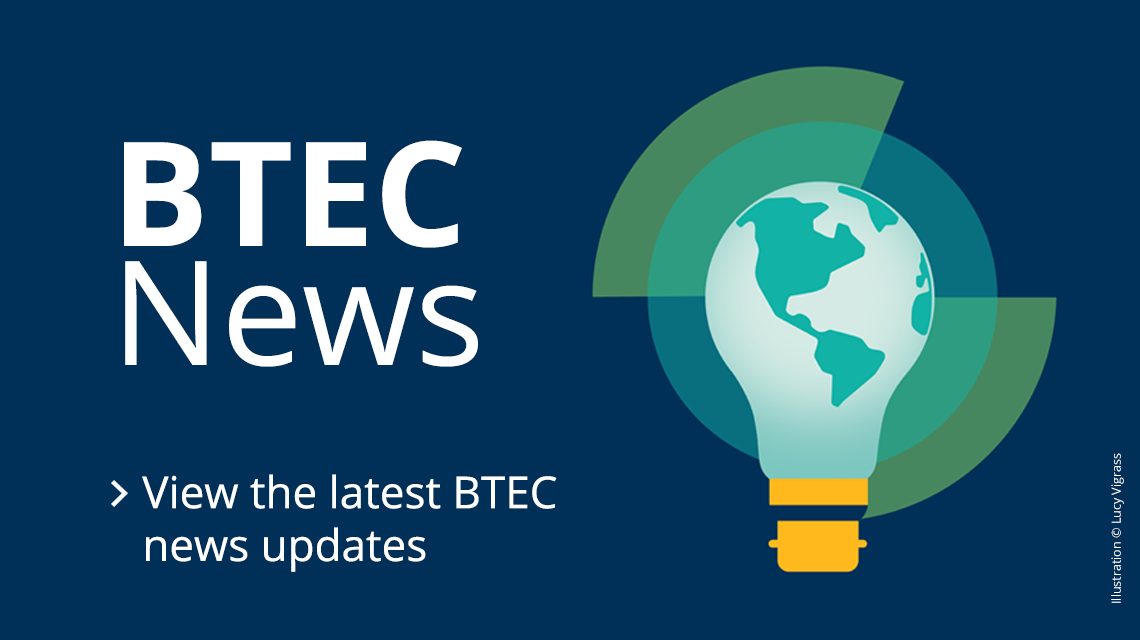 BTEC News - view the latest news updates