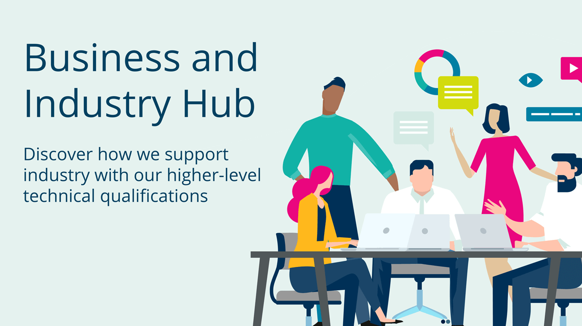 Business and Industry Hub