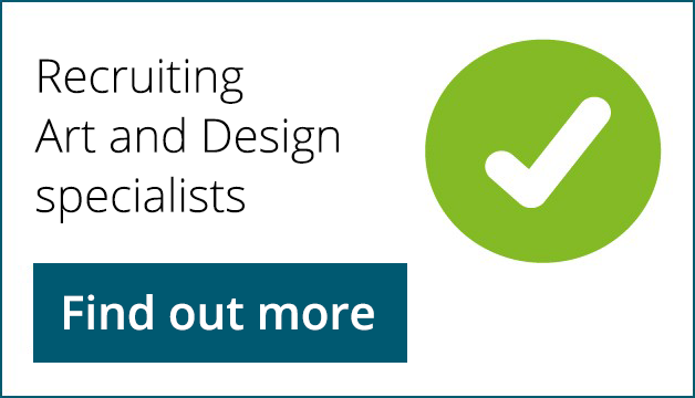 Recruiting Art and Design specialists