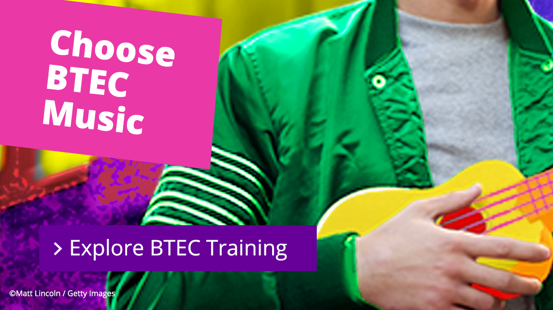 Explore BTEC training