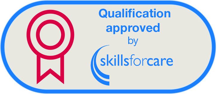 Qualification approved by skillsforcare