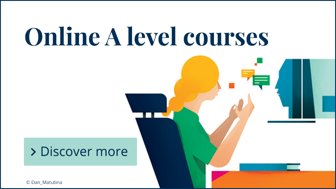 A Level online courses