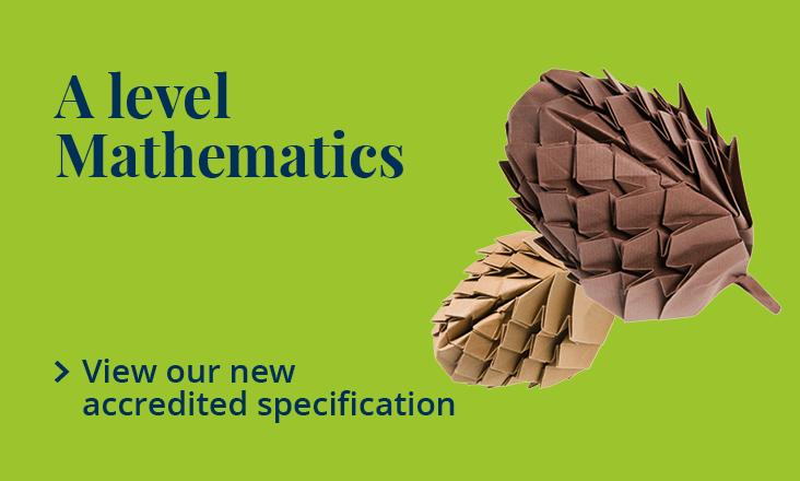 Edexcel A level Mathematics (2008) | Pearson qualifications