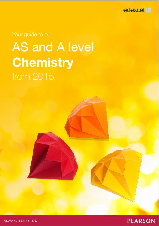 What did you learn from doing a Chemistry coursework?