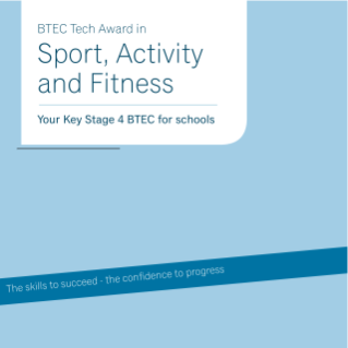 BTEC Tech Award in Sport, Activity and Fitness guide