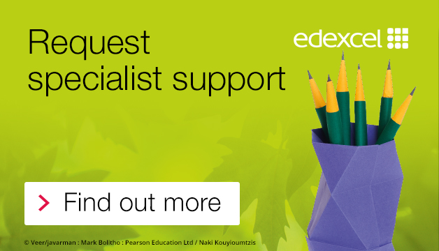 Request specialist support. Find out more