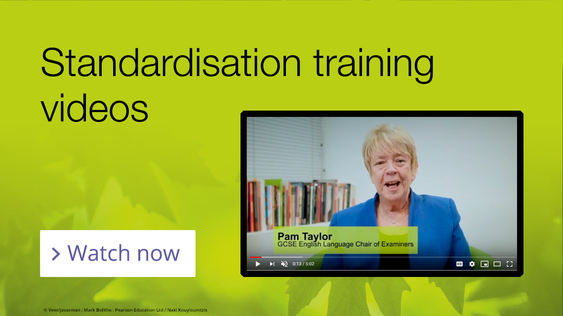 Standardisation training videos watch now