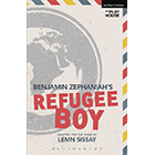 Refugee Boy by Benjamin Zephaniah cover