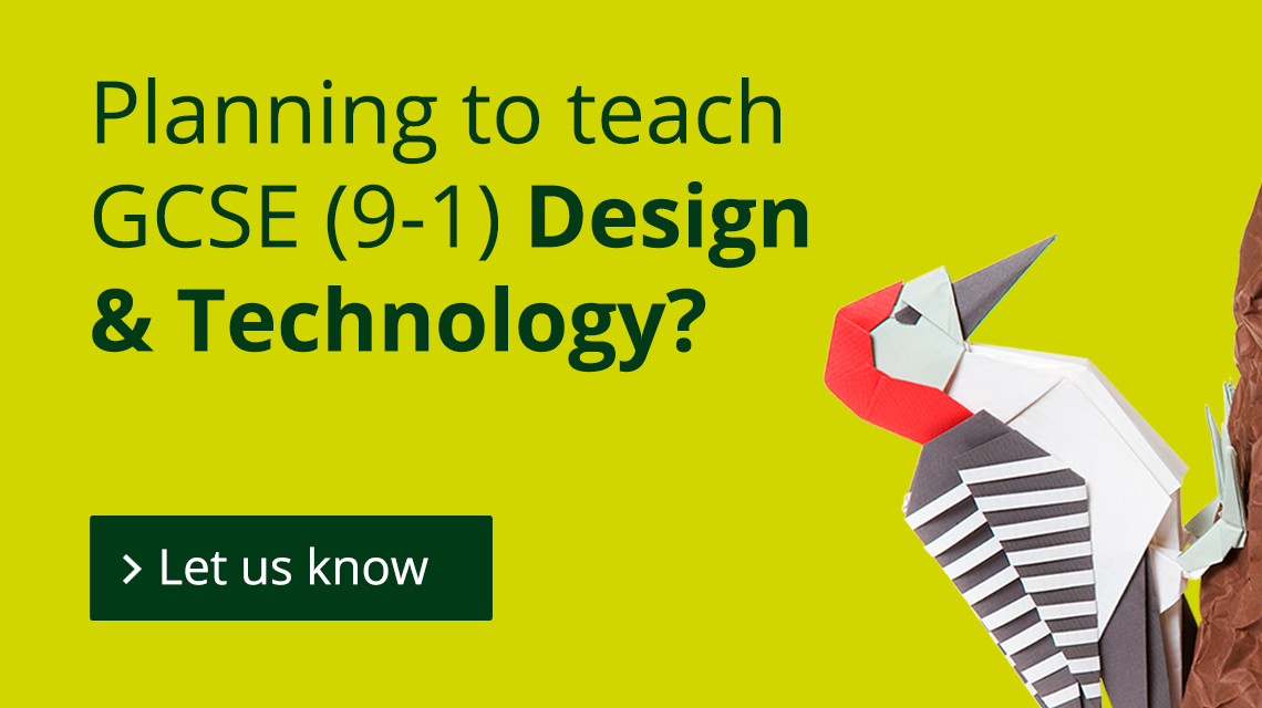 Edexcel Design And Technology 9 1 From 2017 Pearson