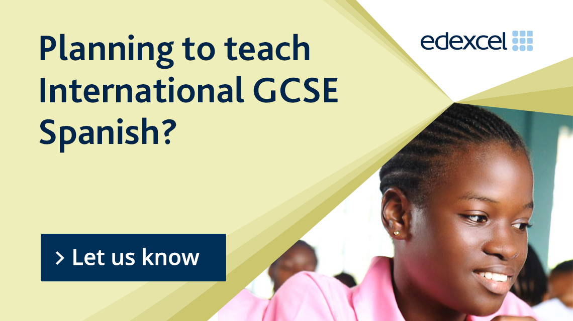 Planning to teach International GCSE Spanish?