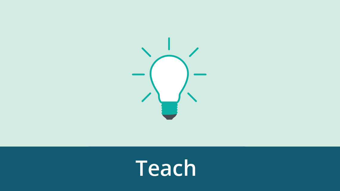 Teacher support - Teach