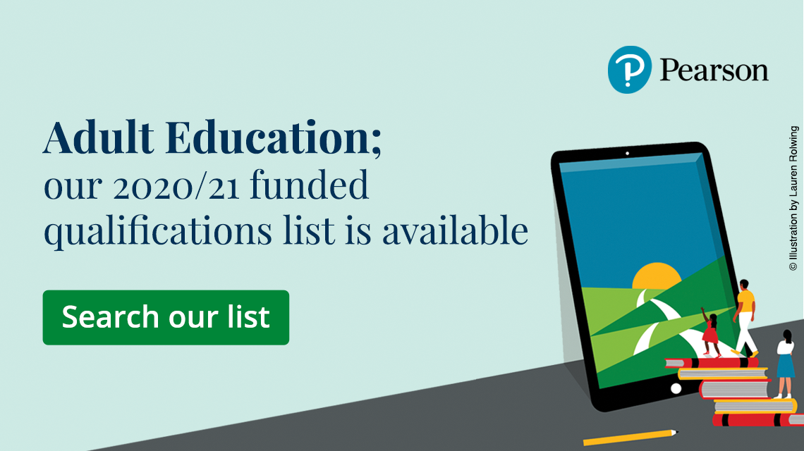 Adult Education Funding; search our 2019/20 list