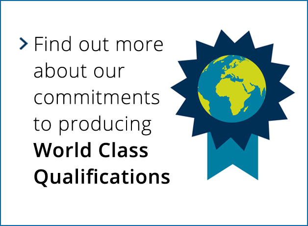 World Class Qualifications, find out more