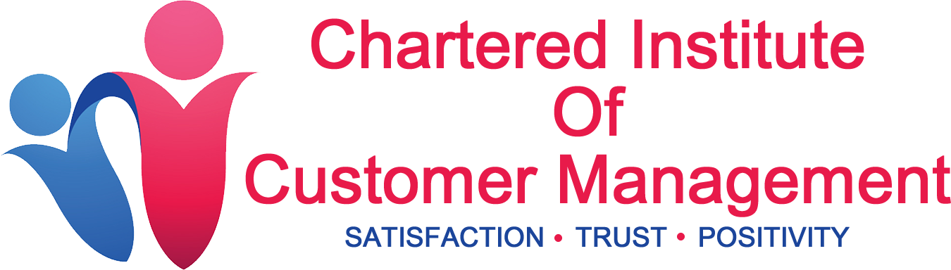 Chartered Institute of Customer Management (CICM) logo and link to the Chartered Institute of Customer Management (CICM) website