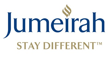 Jumeriah - stay different logo and link to the Jumeriah website