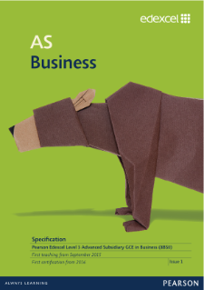 AS Business 2015 specification