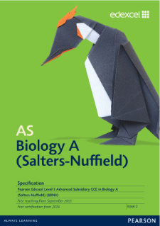 salters nuffield advanced biology coursework