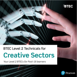 BTEC Level 2 Technicals for Creative Sectors course details