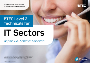 BTEC Level 2 Technicals for IT Sectors course details