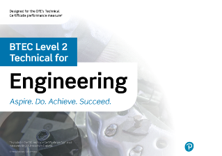 BTEC Level 2 Technicals for Engineering course details
