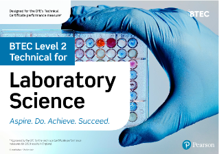 BTEC Level 2 Technicals for Laboratory Science course details