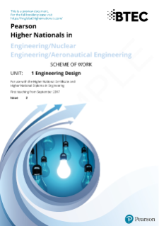 Nuclear Engineering 2017 Btec Higher Nationals Pearson Qualifications