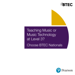 BTEC Level 3 Nationals Music and Music Technology guide