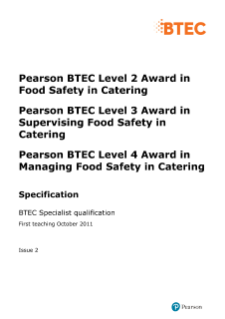 Qualification Specification HABC Level 1 Award in Personal. Development for Employability (QCF)