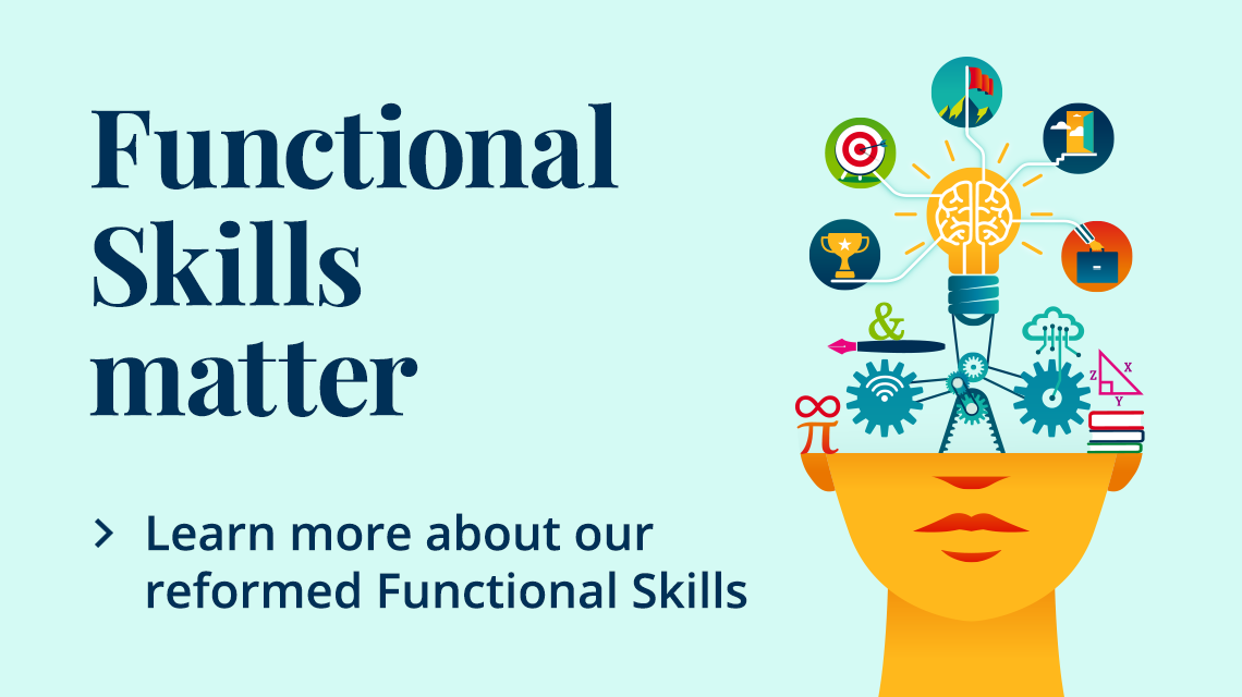 Learn more about Functional Skills