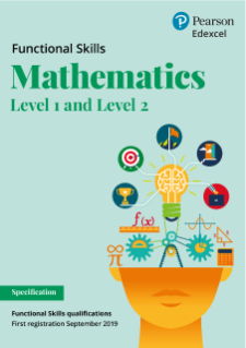 Functional Skills Mathematics - Level 1 and Level 2 specification