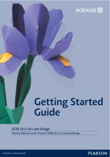 Edexcel Gcse Art And Design 2016 Pearson Qualifications
