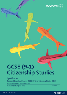 GCSE (9-1) Citizenship Studies Specification