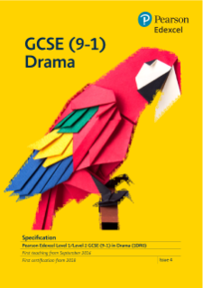 Edexcel GCSE (9-1) Drama Specification