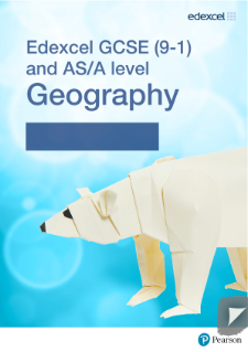 Geography   Pearson qualifications