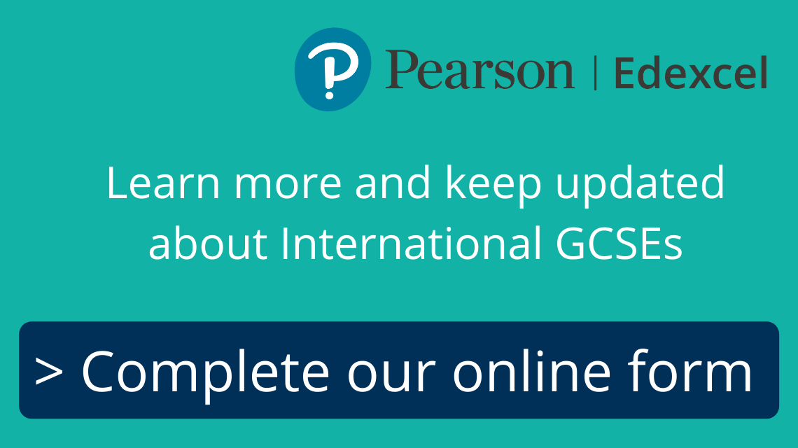 International GCSEs and Edexcel Certificates | Pearson