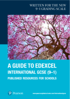 Edexcel International GCSE Biology (2017) | Pearson