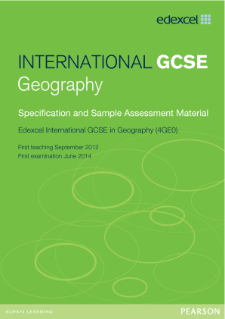 Edexcel International GCSE German 2011 specification