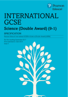Edexcel International Science (Double Award) (2017