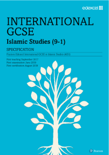 Edexcel International GCSE Islamic Studies (2017) | Pearson